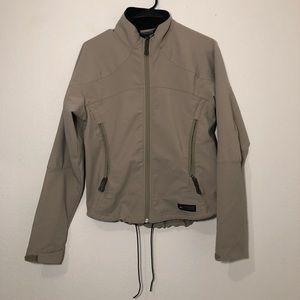 REI women's medium lightweight jacket outdoors